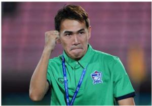 """เจ้าหน้าที่ SBOBET เผยโค้ช """" จุ่น"""" เชื่อว่าเด็กไทยชุดนี้ เป็นอนาคตของทีมชาติ"""